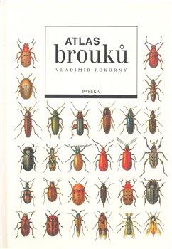 Obálka titulu Atlas brouků