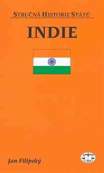 Obálka titulu Indie - stručná historie států