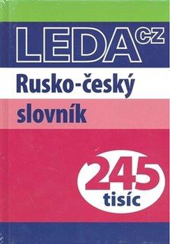 Obálka titulu Rusko-český slovník