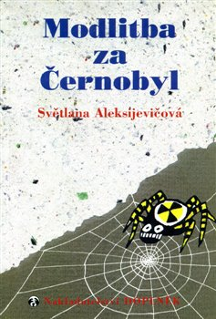 Obálka titulu Modlitba za Černobyl