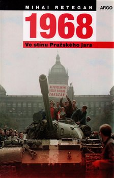 Obálka titulu 1968 – Ve stínu Pražského jara