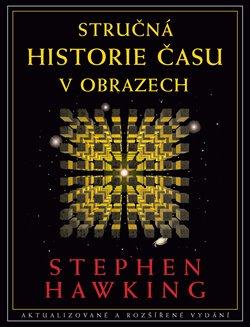 Obálka titulu Stručná historie času v obrazech