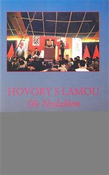 Obálka titulu Hovory s lamou Ole Nydhalem