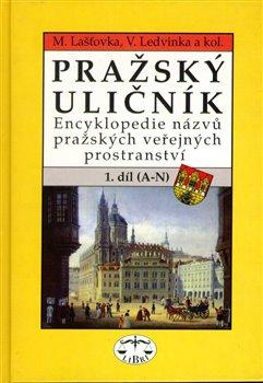 Obálka titulu Pražský uličník 1.díl