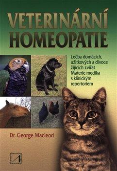 Obálka titulu Veterinární homeopatie