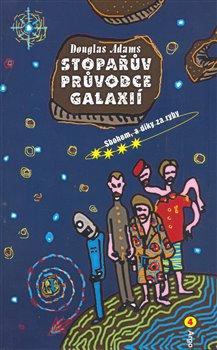 Obálka titulu Stopařův průvodce Galaxií 4. - Sbohem, a díky za ryby