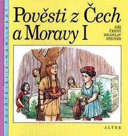 Obálka titulu Pověsti z Čech a Moravy I.