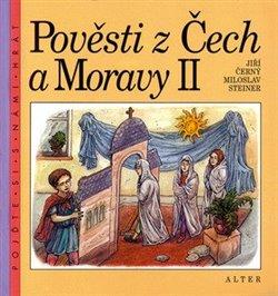 Obálka titulu Pověsti z Čech a Moravy II.