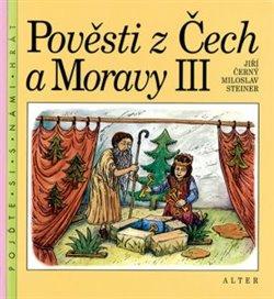 Obálka titulu Pověsti z Čech a Moravy III.