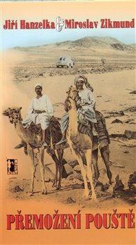 Obálka titulu Přemožení pouště