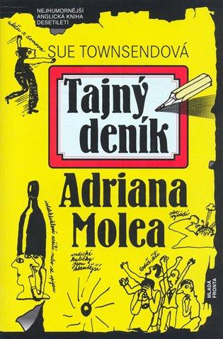 Výsledek obrázku pro tajná deník adriana molea