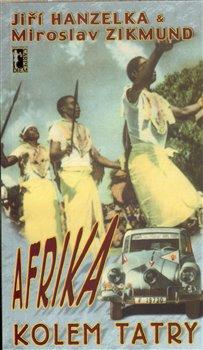 Obálka titulu Afrika kolem Tatry
