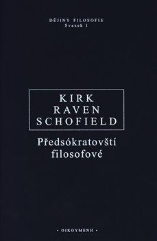 Obálka titulu Předsókratovští filosofové