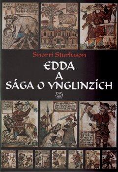 Obálka titulu Edda a Sága o Ynglinzích