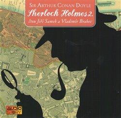 Obálka titulu Sherlock Holmes II.