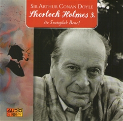 Obálka titulu Sherlock Holmes III.