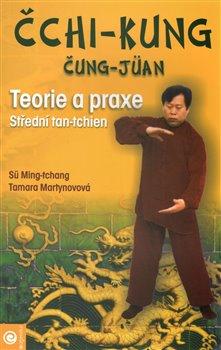 Obálka titulu Čchi-kung čung-jüan - teorie a praxe, střední tan-tchien