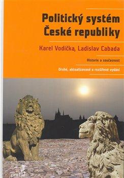 Obálka titulu Politický systém České republiky