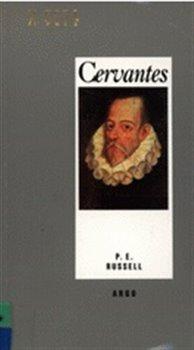 Obálka titulu Cervantes