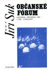 Obálka knihy Občanské fórum