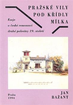 Obálka titulu Pražské vily pod křídly Mílka