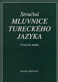 Obálka titulu Stručná mluvnice tureckého jazyka
