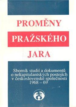 Obálka titulu Proměny pražského jara