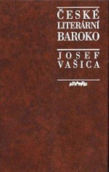Obálka titulu České literární baroko