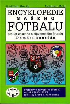 Obálka titulu Encyklopedie našeho fotbalu
