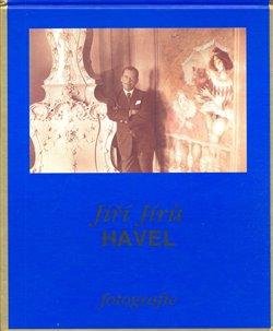 Obálka titulu Havel-fotografie