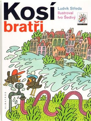 Kosí bratři - Ludvík Středa | Booksquad.ink