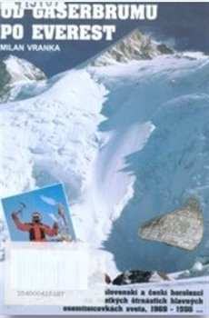 Obálka titulu Od Gaserbrumu po Everest