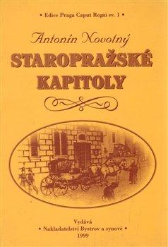 Obálka titulu Staropražské kapitoly