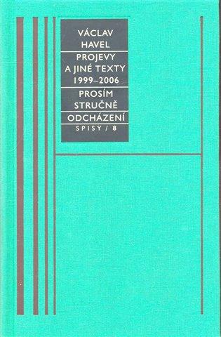 Projevy II./1992-99/-Spisy 7 - Václav Havel | Booksquad.ink