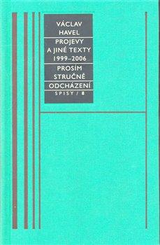 Obálka titulu Projevy II./1992-99/-Spisy 7