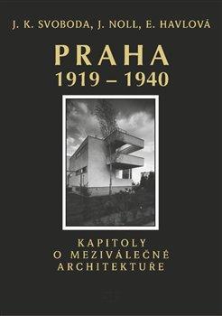 Obálka titulu Praha 1919-1940