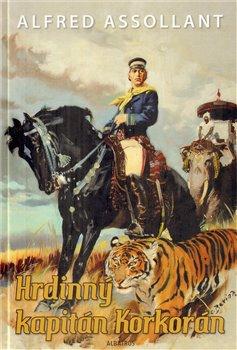 Obálka titulu Hrdinný kapitán Korkorán