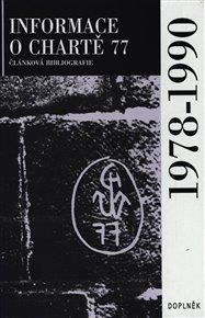 Informace o Chartě 77  (brož.)