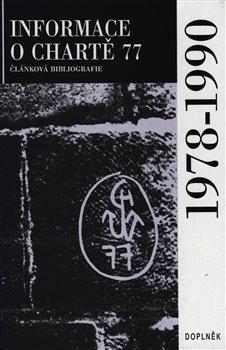 Obálka titulu Informace o Chartě 77  (brož.)