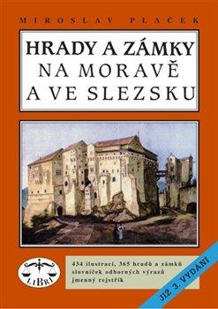 Obálka titulu Hrady a zámky na Moravě a ve S
