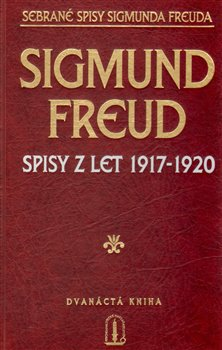 Obálka titulu Spisy z let 1917-1920
