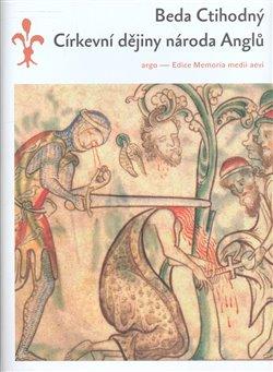Obálka titulu Církevní dějiny národa Anglů