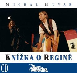 Obálka titulu Knížka o Regině (+CD audio,CD video)