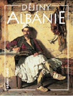 Obálka titulu Dějiny Albánie