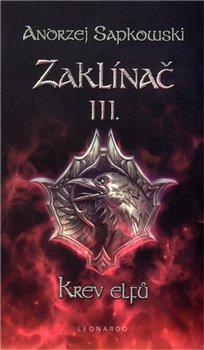 Obálka titulu Zaklínač III.: Krev elfů