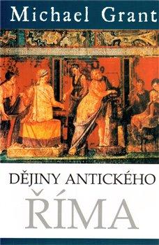 Obálka titulu Dějiny antického Říma