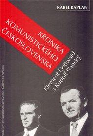 Kronika komunistického Československa, Gottwald a Slánský