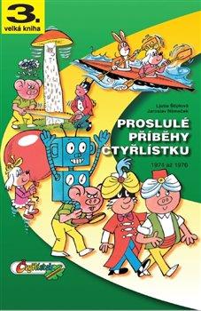 Obálka titulu Proslulé příběhy Čtyřlístku