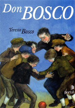 Obálka titulu Don Bosco