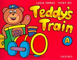 Obálka titulu Teddy´s Train A